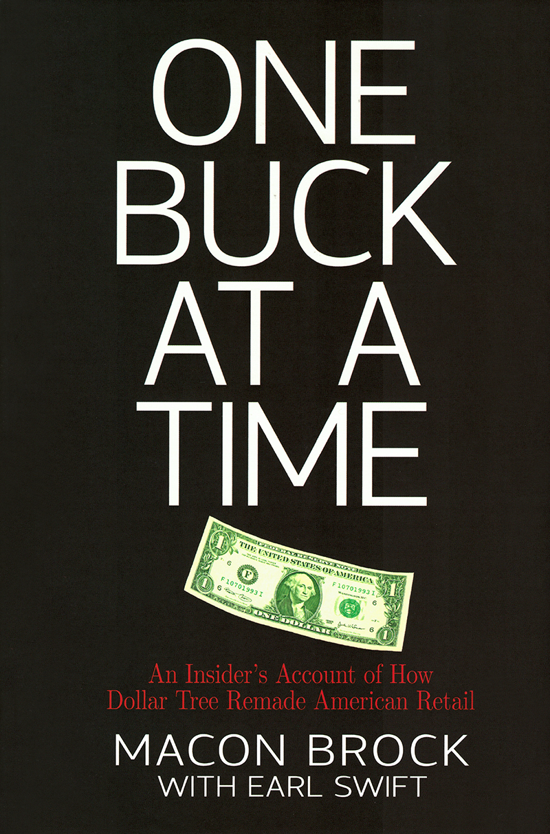 Cover art for One Buck at a Time