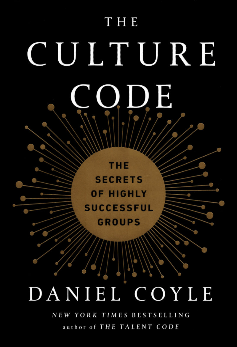 Cover art for The Culture Code