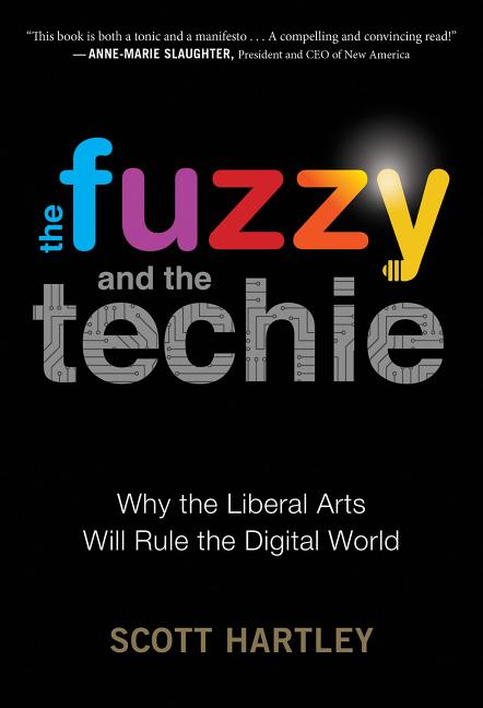 Cover art for The Fuzzy and the Techie