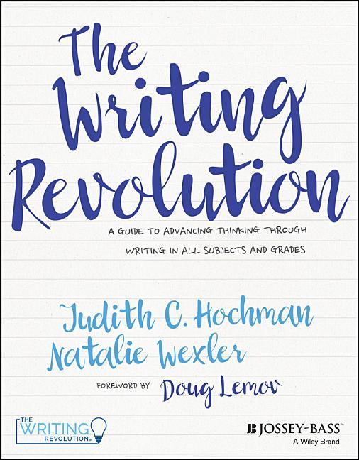 Cover art for The Writing Revolution