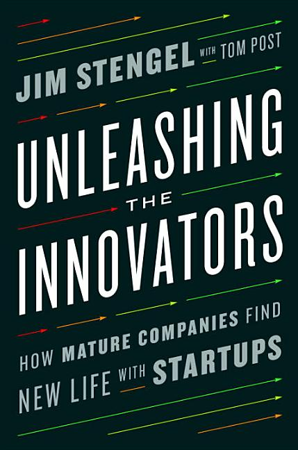 Cover art for Unleashing the Innovators