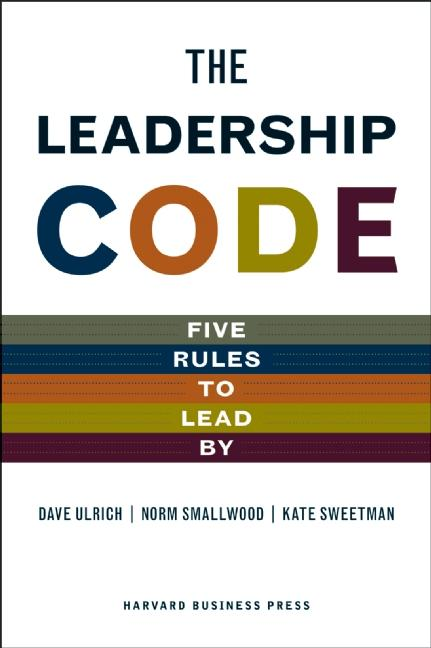Cover art for The Leadership Code