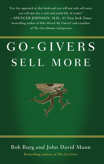 Cover art for Go-Givers Sell More