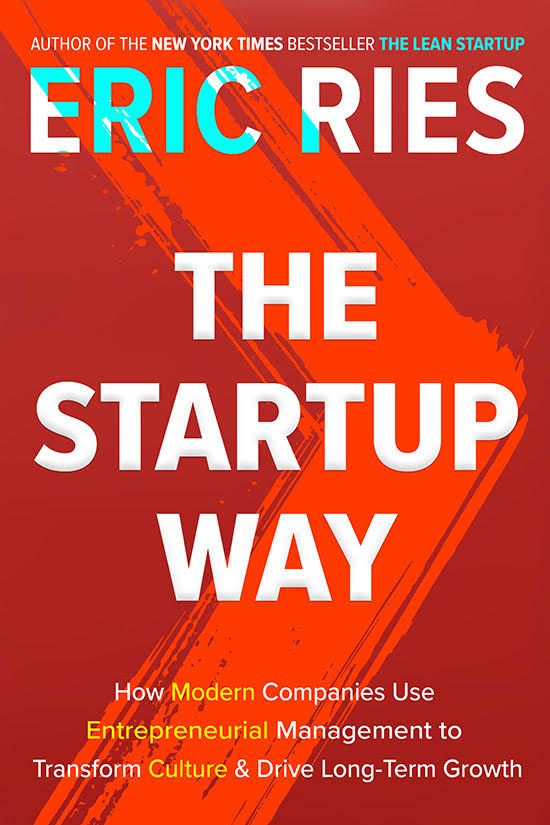 Cover art for The Startup Way