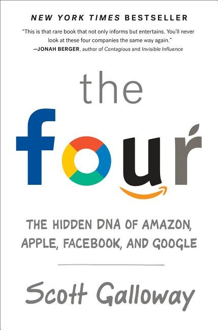 Cover art for The Four