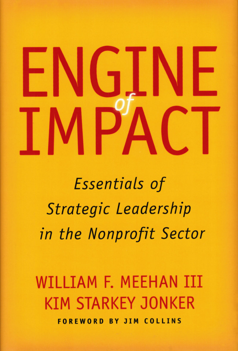 Cover art for Engine of Impact