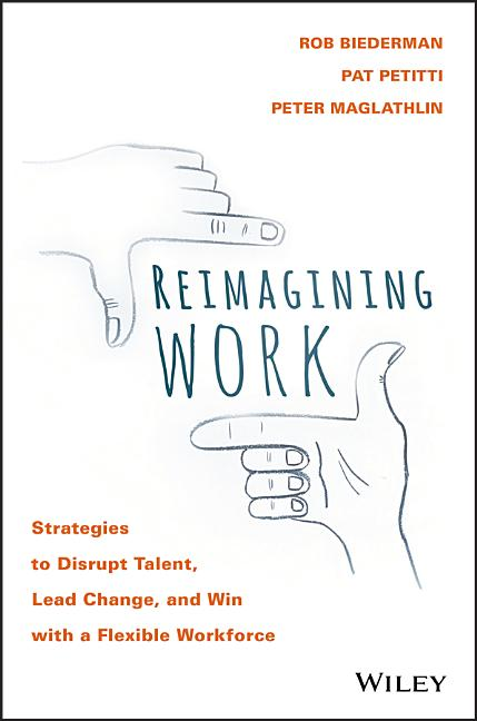 Cover art for Reimagining Work
