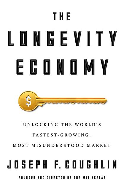 Cover art for The Longevity Economy