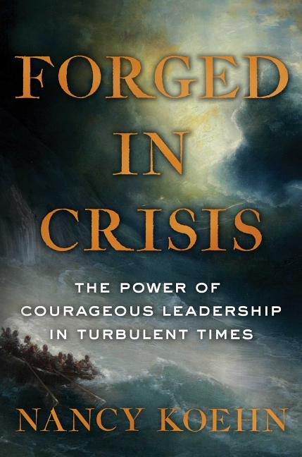 Cover art for Forged in Crisis