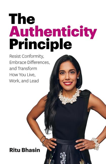 Cover art for The Authenticity Principle