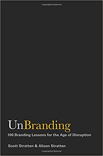 Cover art for UnBranding
