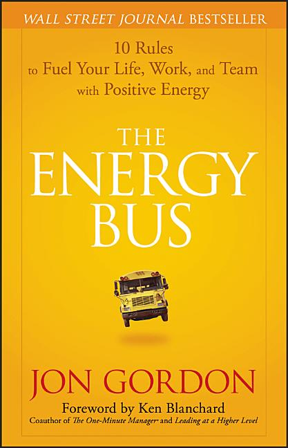 Cover art for The Energy Bus