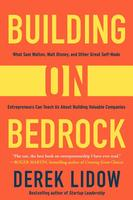 Cover art for Building on Bedrock