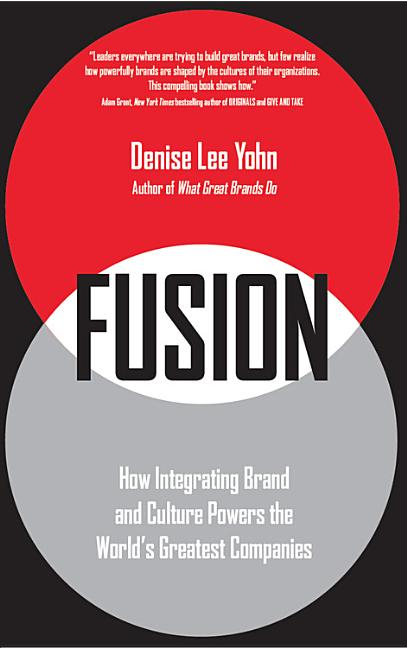Cover art for Fusion