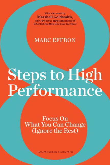 Cover art for 8 Steps to High Performance