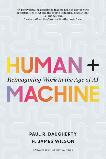 Cover art for Human + Machine