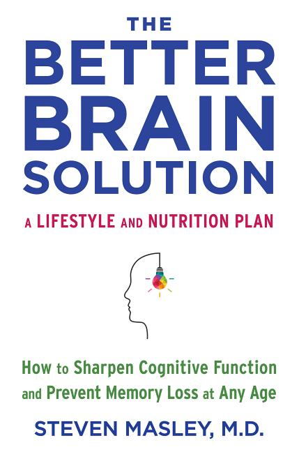 Cover art for The Better Brain Solution