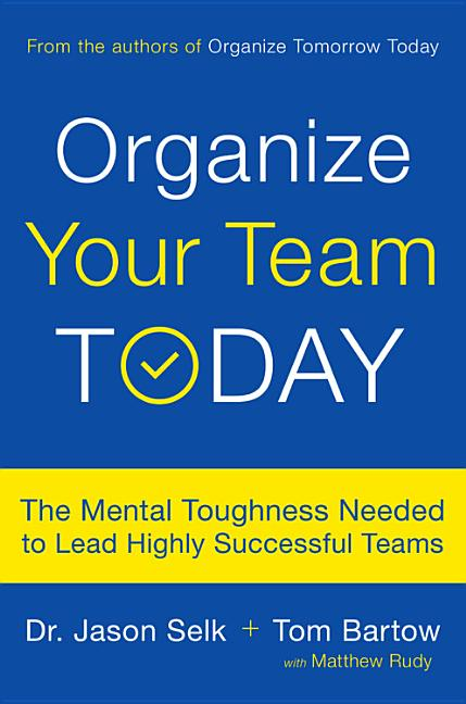 Cover art for Organize Your Team Today