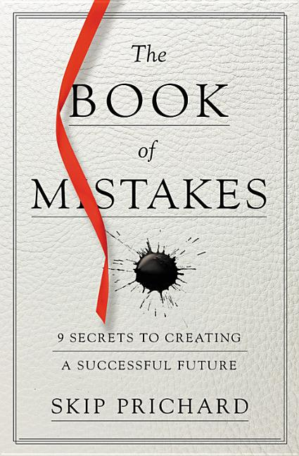 Cover art for The Book of Mistakes