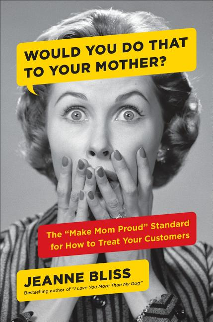 Cover art for Would You Do That to Your Mother?