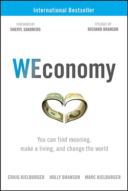 Cover art for WEconomy
