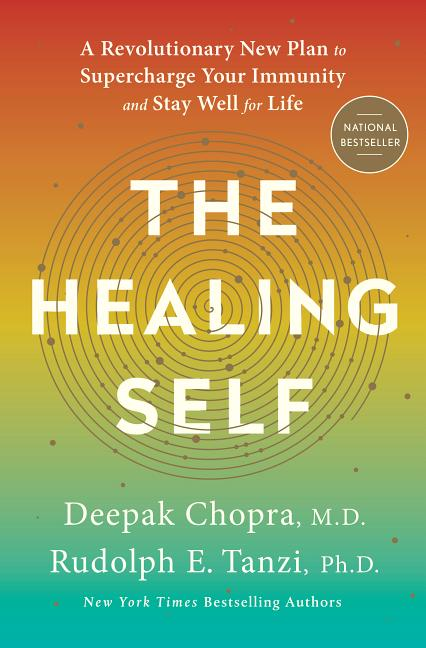 Cover art for The Healing Self