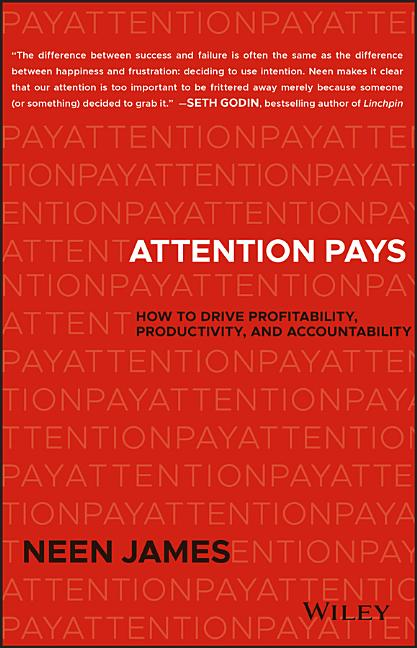 Cover art for Attention Pays