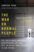 Cover art for The War on Normal People