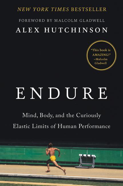 Cover art for Endure