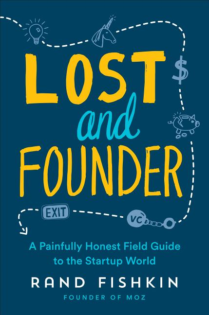 Cover art for Lost and Founder