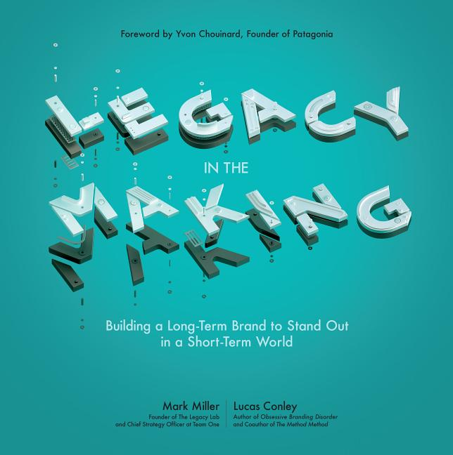 Cover art for Legacy in the Making