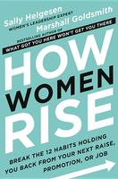 Cover art for How Women Rise