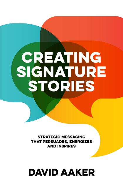 Cover art for Creating Signature Stories