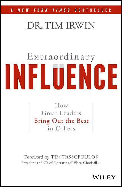 Cover art for Extraordinary Influence