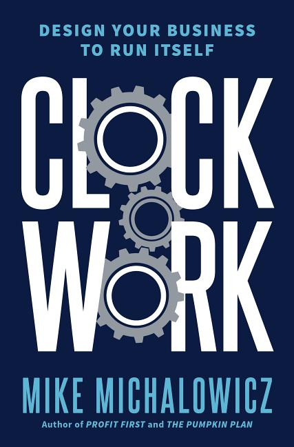 Cover art for Clockwork
