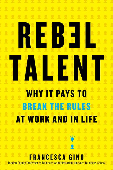 Cover art for Rebel Talent