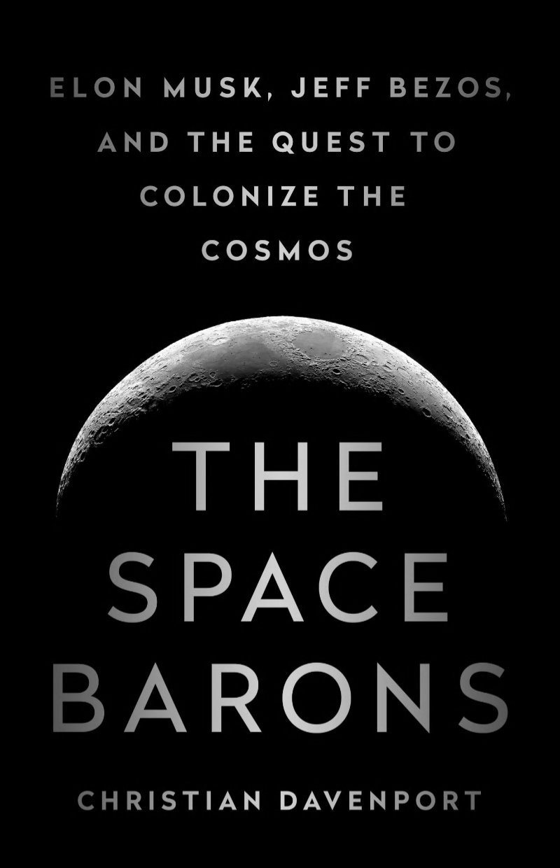 Cover art for The Space Barons