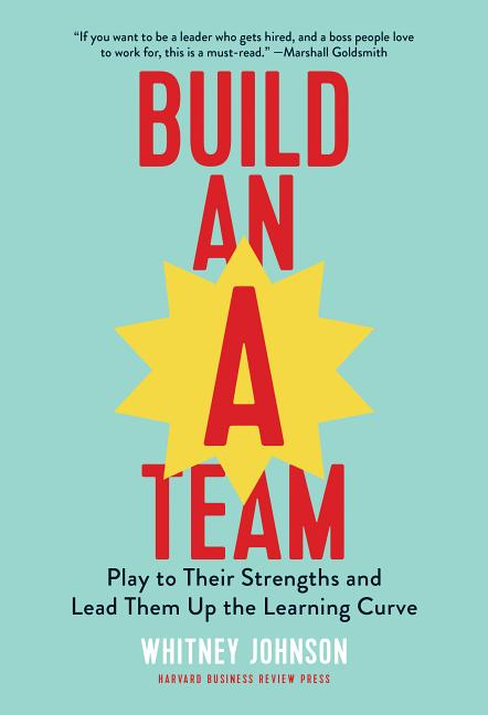 Cover art for Build an A-Team