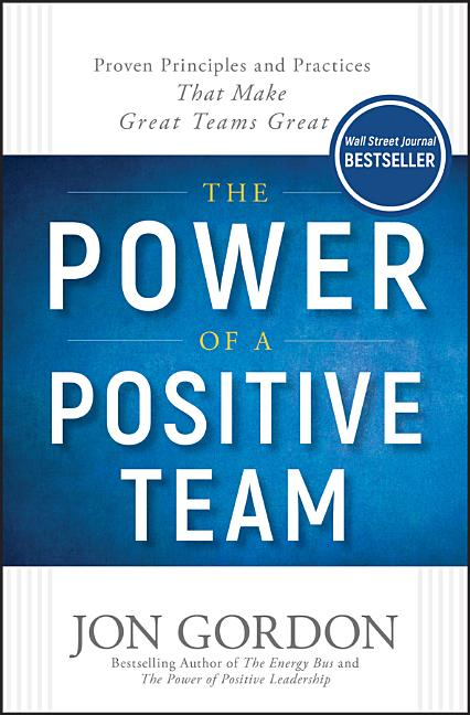 Cover art for The Power of a Positive Team