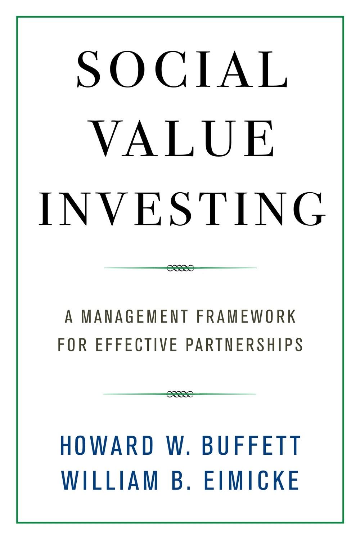 Cover art for Social Value Investing