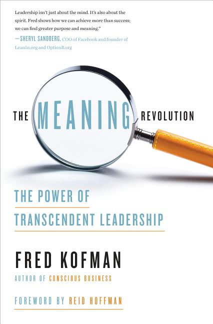 Cover art for The Meaning Revolution