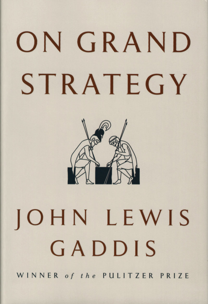 Cover art for On Grand Strategy