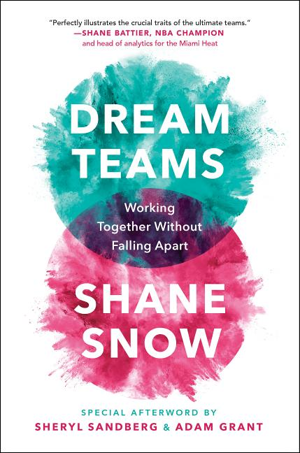 Cover art for Dream Teams