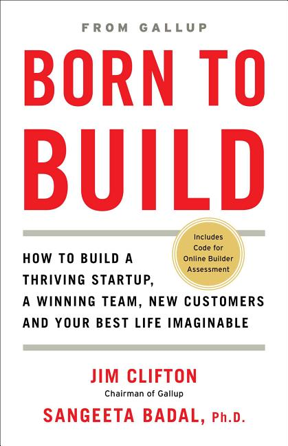 Cover art for Born to Build