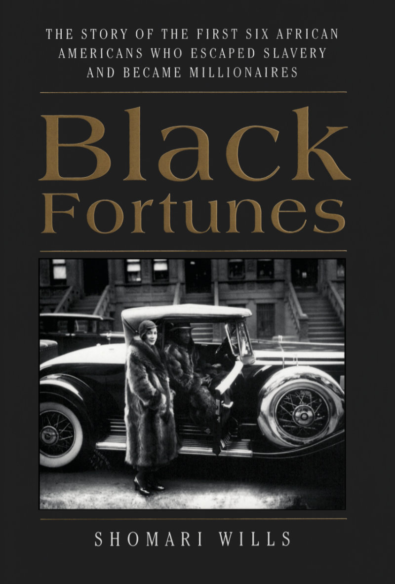 Cover art for Black Fortunes