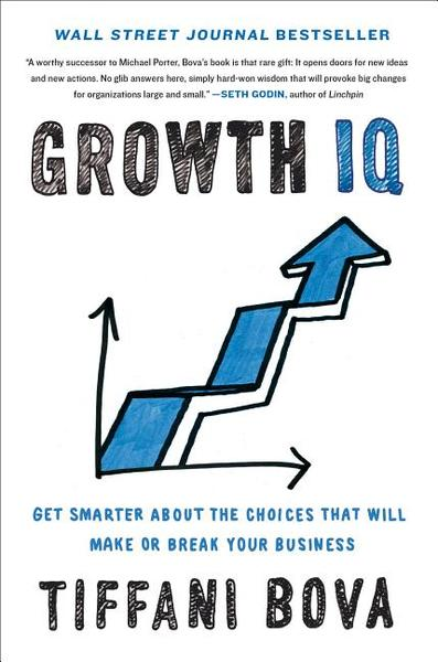 b8f0256c Buy Growth IQ by Tiffani Bova, in bulk. Bulk discounts on 9780525534402