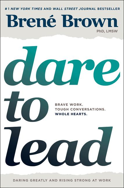 Cover art for Dare to Lead