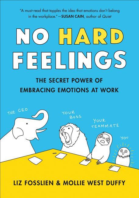 Cover art for No Hard Feelings