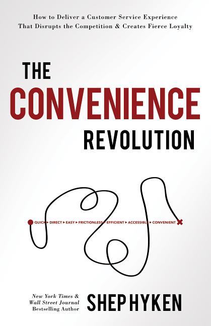 Cover art for The Convenience Revolution