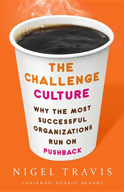 Cover art for The Challenge Culture
